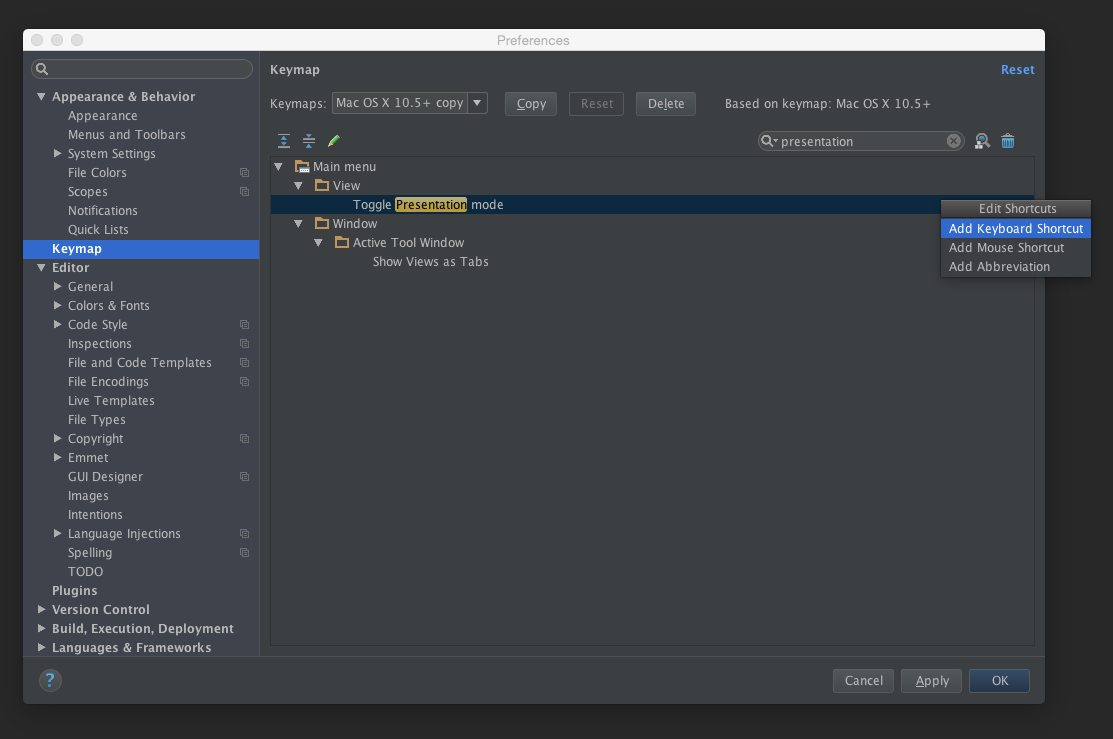IntelliJ IDEA – Gimme that shortcut - Flavia toString()