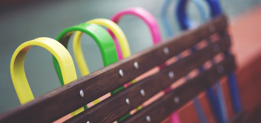 bench-colorful-design-colors